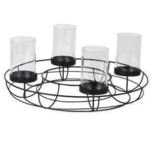 Wreath Candle Holder