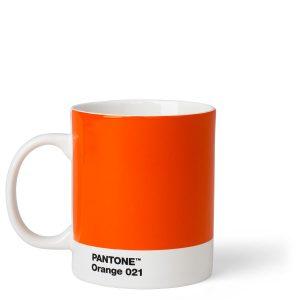 Orange 021 Pantone Mug