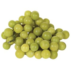 Faux Bunch of Green Grapes
