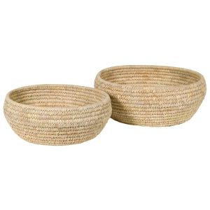 Small Round Sea Grass Bowl