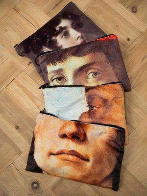 Art Face Cosmetic Bag
