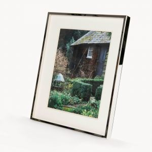 Hatfield Stainless Steel Photo Frame