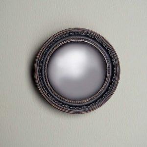 Small Convex Wall Mirror