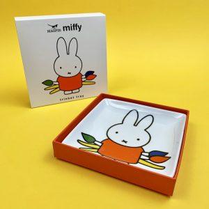 Single Miffy Art Trinket Tray