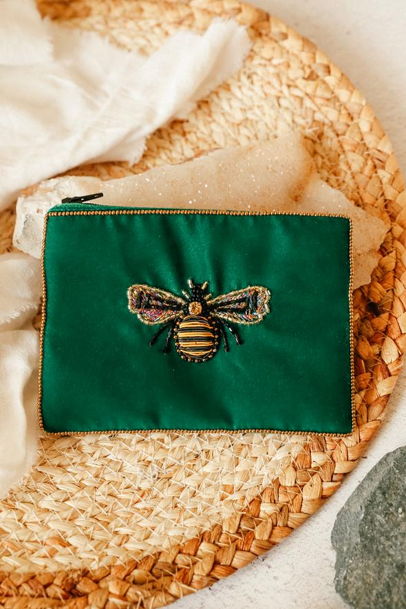 Small Bee Purse