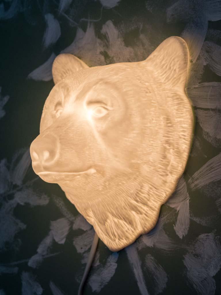 Wallsconce Bear