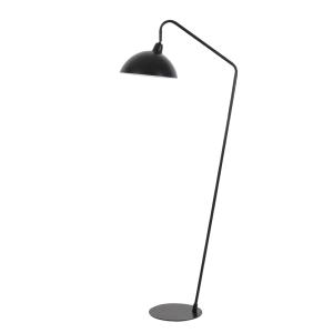 Orion Matt Black Floor Lamp