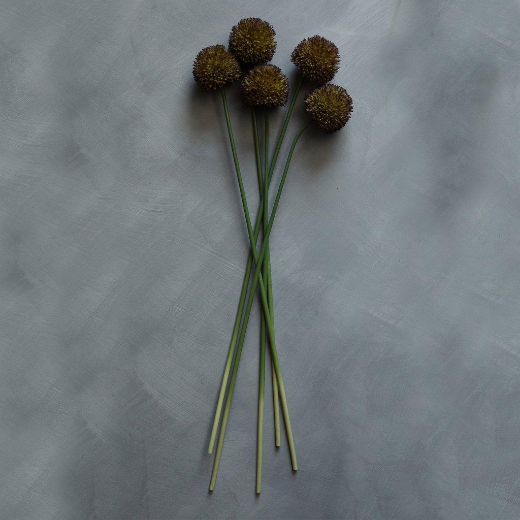 Purple Faux Allium