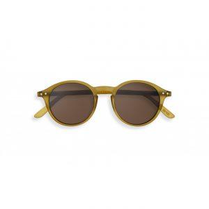 Izipizi #D Sunglasses in Bottle Green