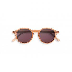 Izipizi #D Sunglasses in Sun Stone with Vermilon Lenses