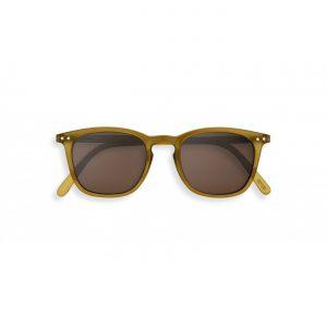 Izipizi #E Sunglasses in Bottle Green