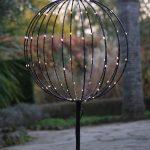 Solar Sphere Outdoor Light Decoration 30cm