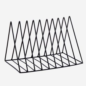 Black Iron Rack