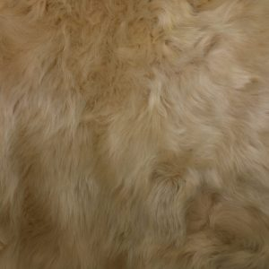 Silky Triple Sheepskin Rug Oyster