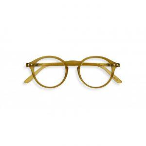 Izipizi #D Reading Glasses (Spectacles) in Bottle Green