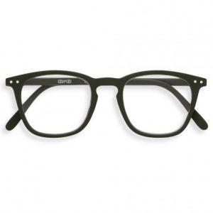 Izipizi #E Reading Glasses in Khaki