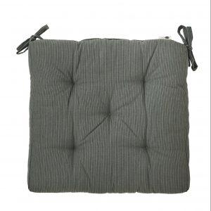 Ivy Printed Stripe Seat Pad