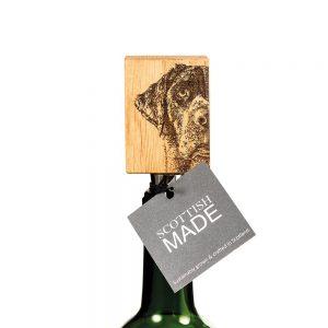 Labrador Oak Bottle Stopper