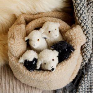 Wool Mini Sheep Mascots