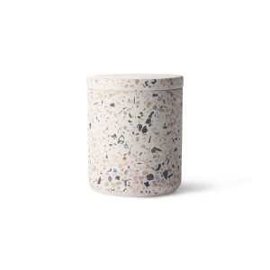 Small Terrazzo Jar