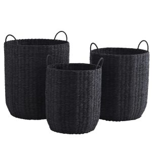 Paper Rope Storage Basket