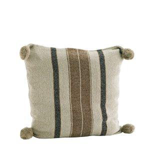 Stripped Woven Cushion