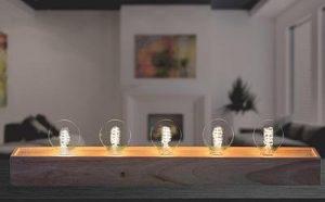 Table Light Display Unit