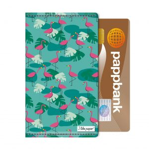 Tropical Heat Card Holder