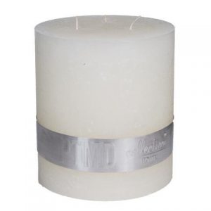 PTMD Rustic Hot White 3 Wick Candle