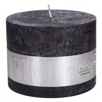 Black Block Candle 9x12cm