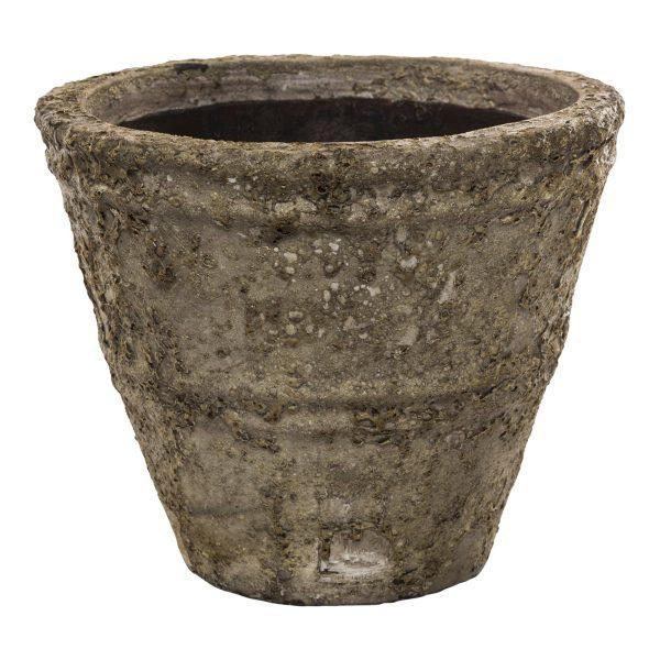 Riley Brown Ceramic Pot