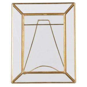 Venetian Style Brass Photo Frame 8×10