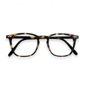 Izipizi #E Reading Glasses (Spectacles) in Tortoise