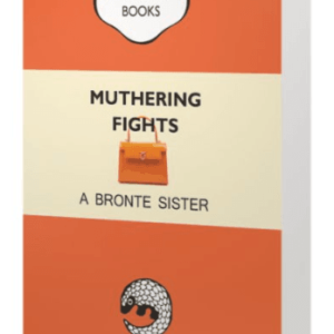 Muthering Fights Greetings Card