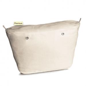 O Bag Canvas Classic Inner Bag Natural