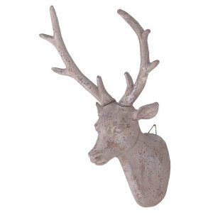 Small Hanging Deer Head