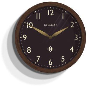Wimbledon Reverse Dial Clock by Newgate