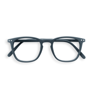 Izipizi #E Reading Glasses(Spectacles) Grey Soft