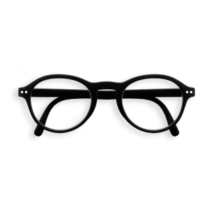 Izipizi #F Foldable Frame Reading Glasses (Spectacles) in Black