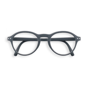 Izipizi #F Foldable Frame Reading Glasses (Spectacles) in Grey