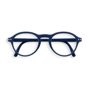 Izipizi #F Foldable Frame Reading Glasses (Spectacles) in Navy Blue