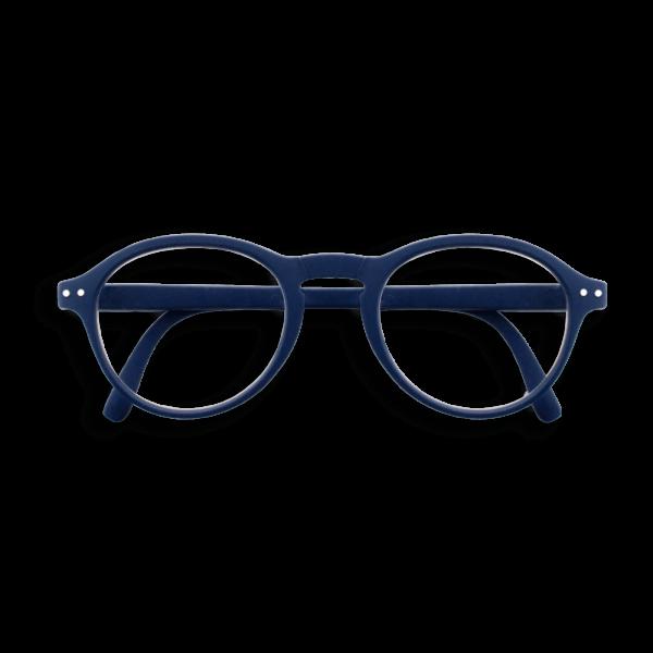 Izipizi #F Foldable Frame Reading Glasses(Spectacles)Navy Blue