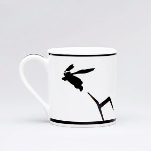 Superhero Rabbit Mug