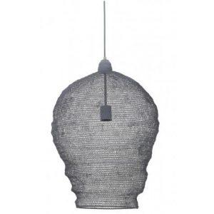Nikki Grey Wire Pendant Lamp