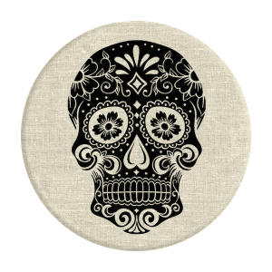 Phone Pop Socket Sugar Skull