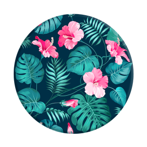 Phone Pop Socket Hibiscus