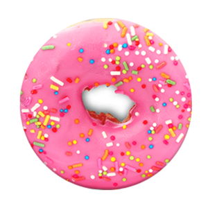 Phone Pop Socket Doughnut